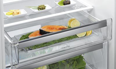Aeg Kühlschrank Produktion : Aeg kühlschrank mit customflex küchenfachhändler bad laasphe